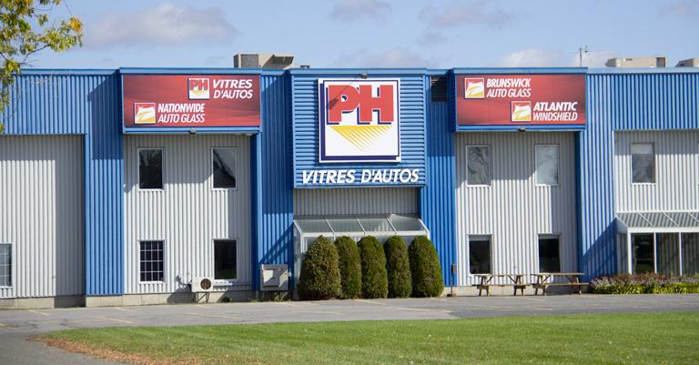 parc industriel Saint-Perpétue